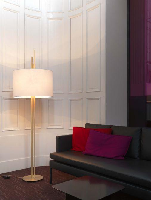 Upper Floor Lamp-Cvl