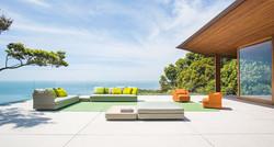 Cove Sofa outdoor-PL2