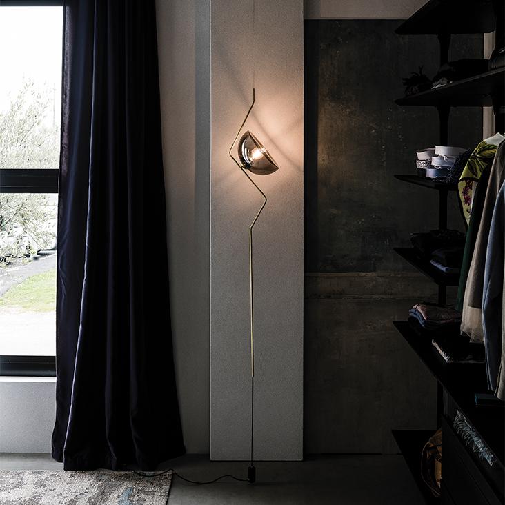 Tramonto Floor Lamp-Catt