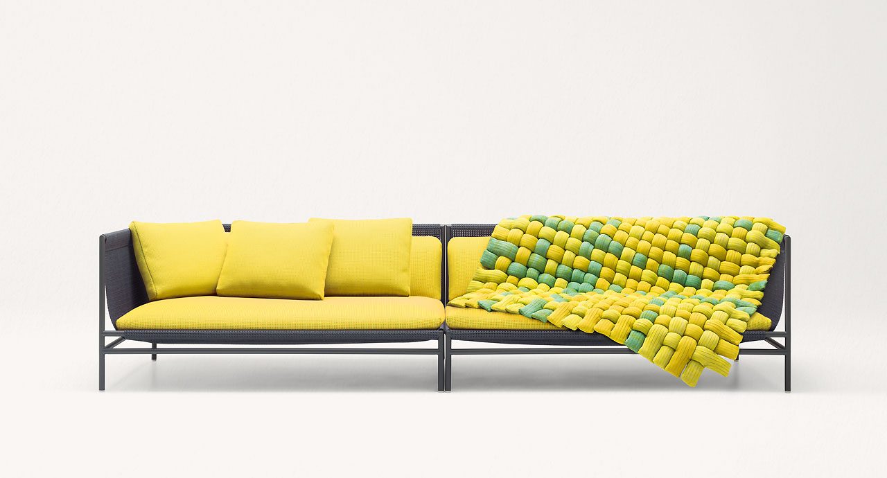 Canvas Sofa outdoor-PL