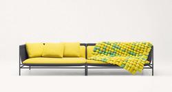 Canvas Sofa outdoor-PL