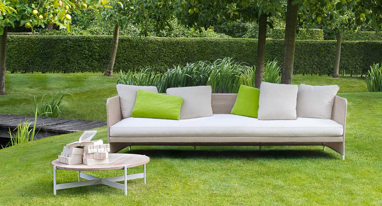 Teatime Sofa outdoor-PL