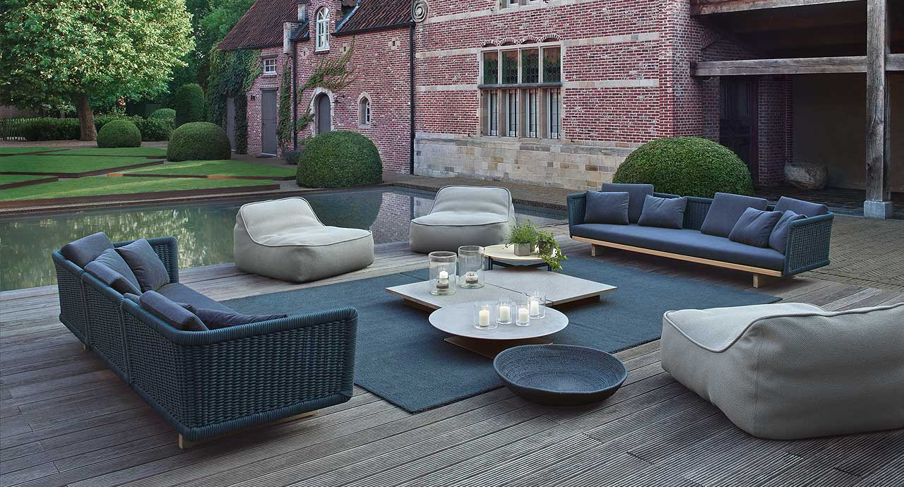 Sabi Sofa outdoor-PL