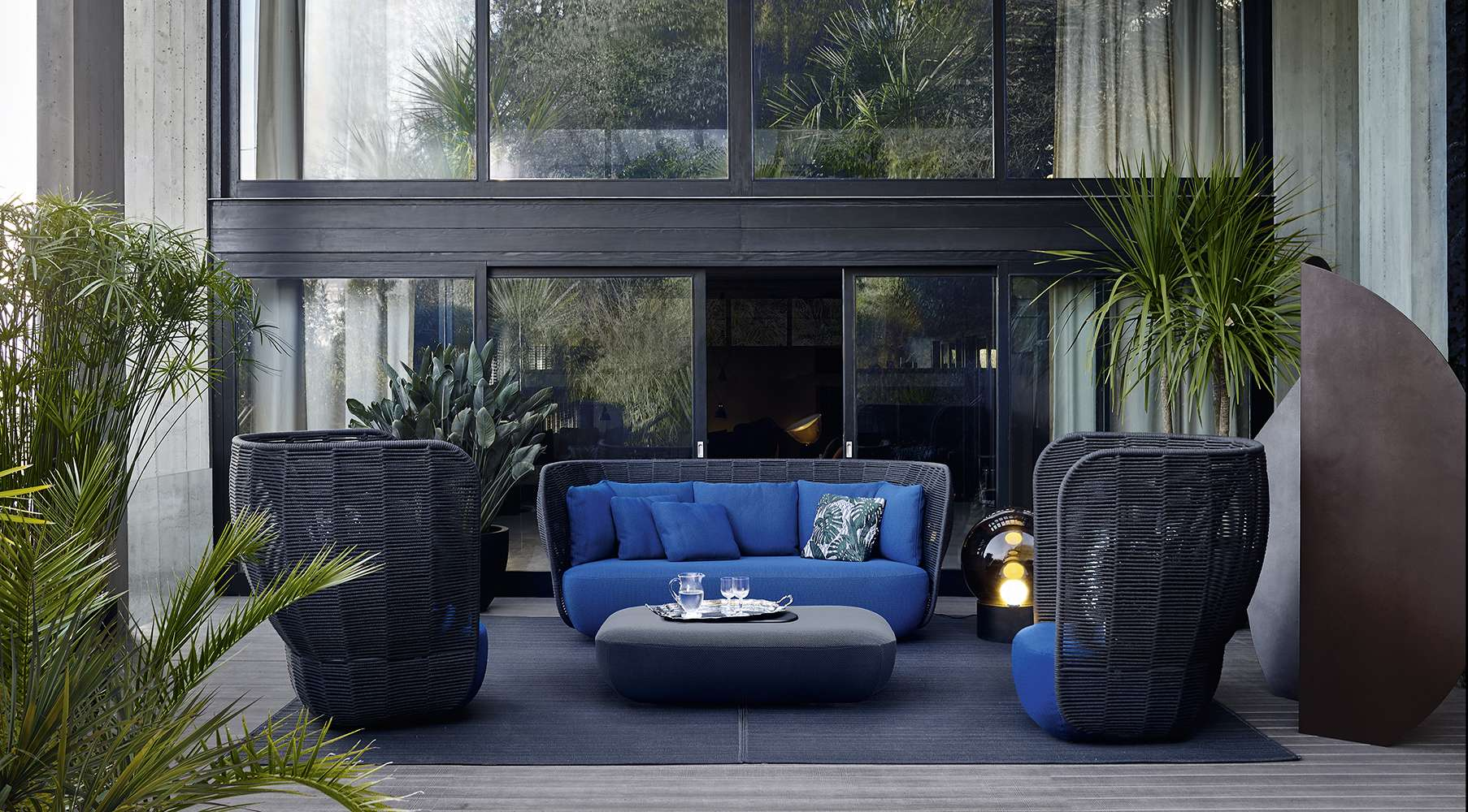 Bay Sofa outdoor-BB