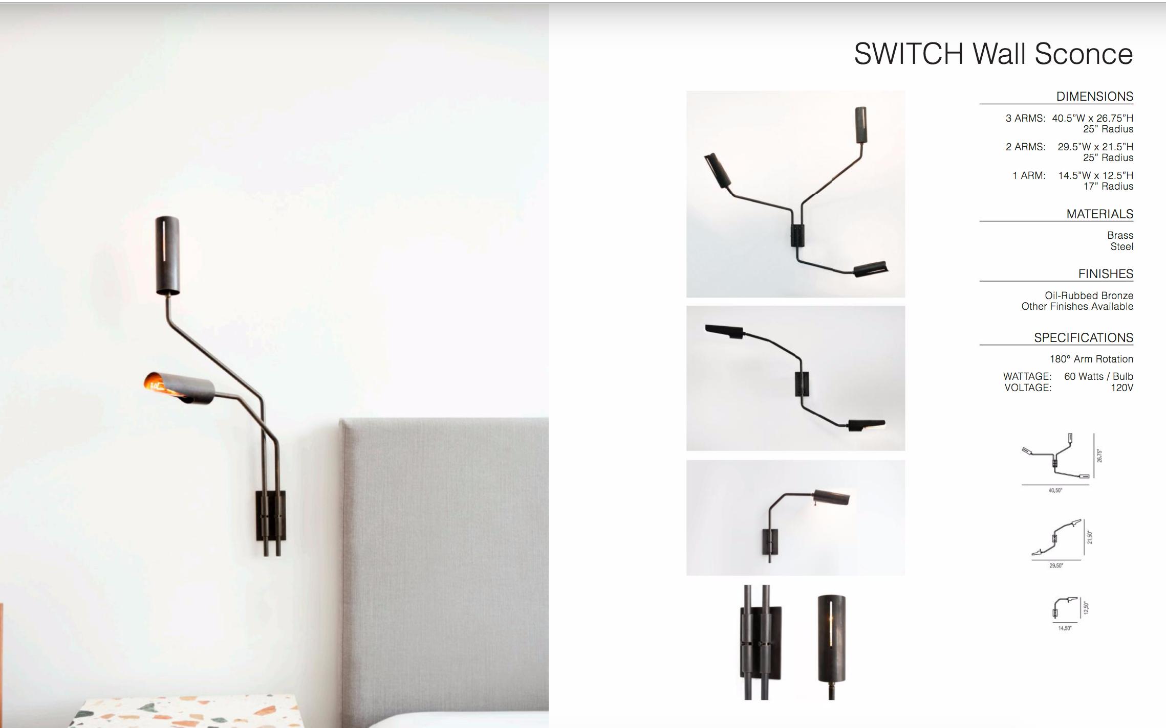 Switch Wall Lamp-Lumi