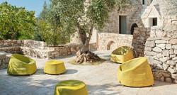 Afra Armchair outdoor-PL