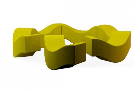 Azia bench-nur
