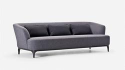 Elle Sofa Wooden Legs-LaC
