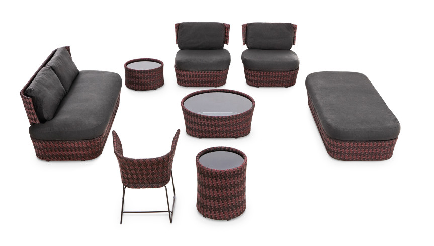 Kente Sofa outdoor-Vara