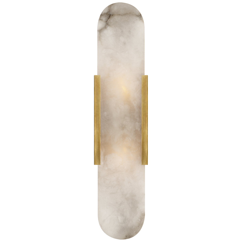 Melange Elongated Wall Lamp-Circa