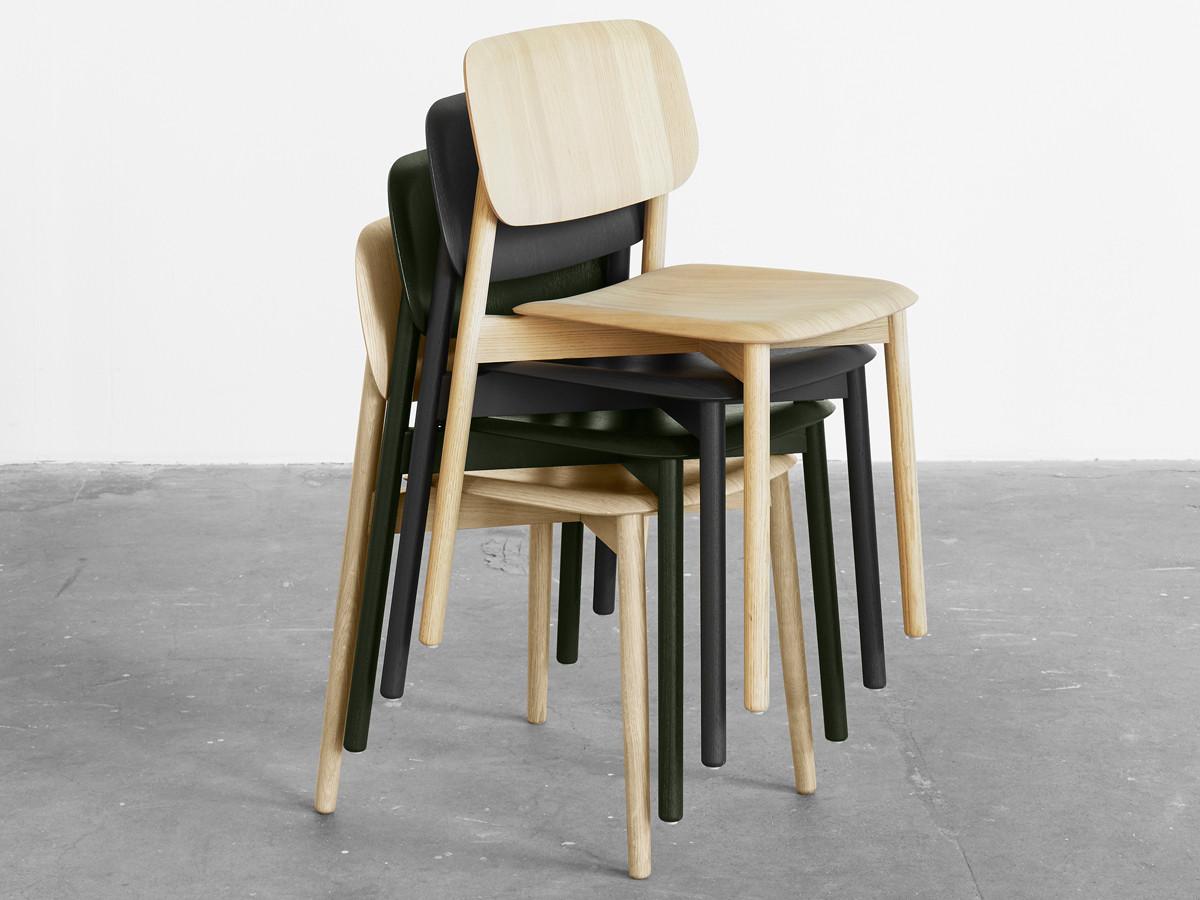 Soft Edge Chair-Hay