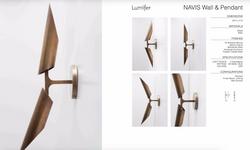 Navis Wall Lamp-Lumi