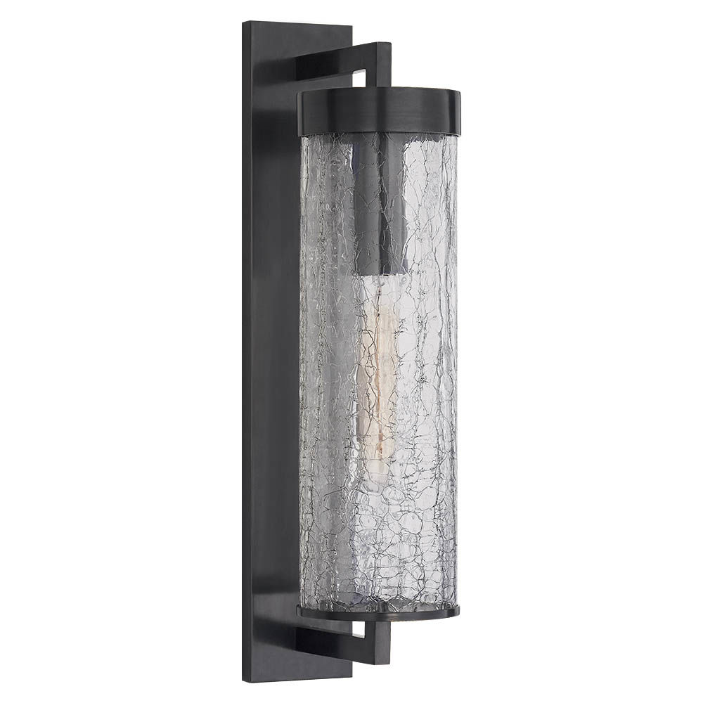 LIAISON LARGE BRACKETED OUTDOOR SCONCE-KellyW