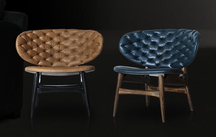 Dalma armchair-Bax