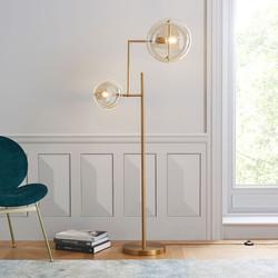 Jamie Harris Floor Lamp-West