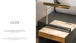 Jade Desk Lamp-Nah