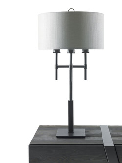 Marisa Table Lamp-Bell