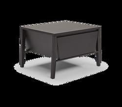 Euclide Bedside Table-Nat