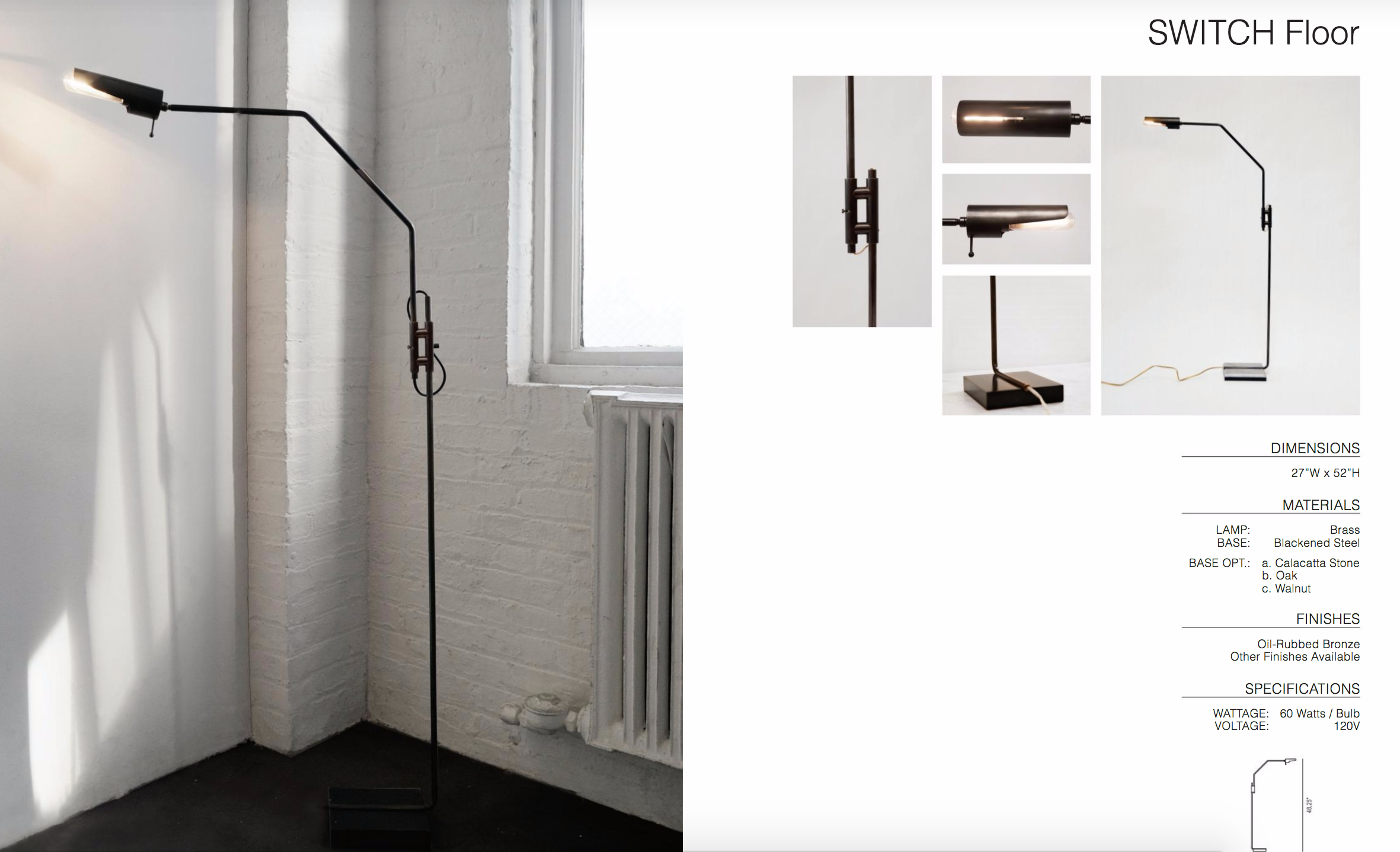 Switch Floor Lamp-Lumi