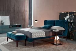 Fulham Bed-Molt