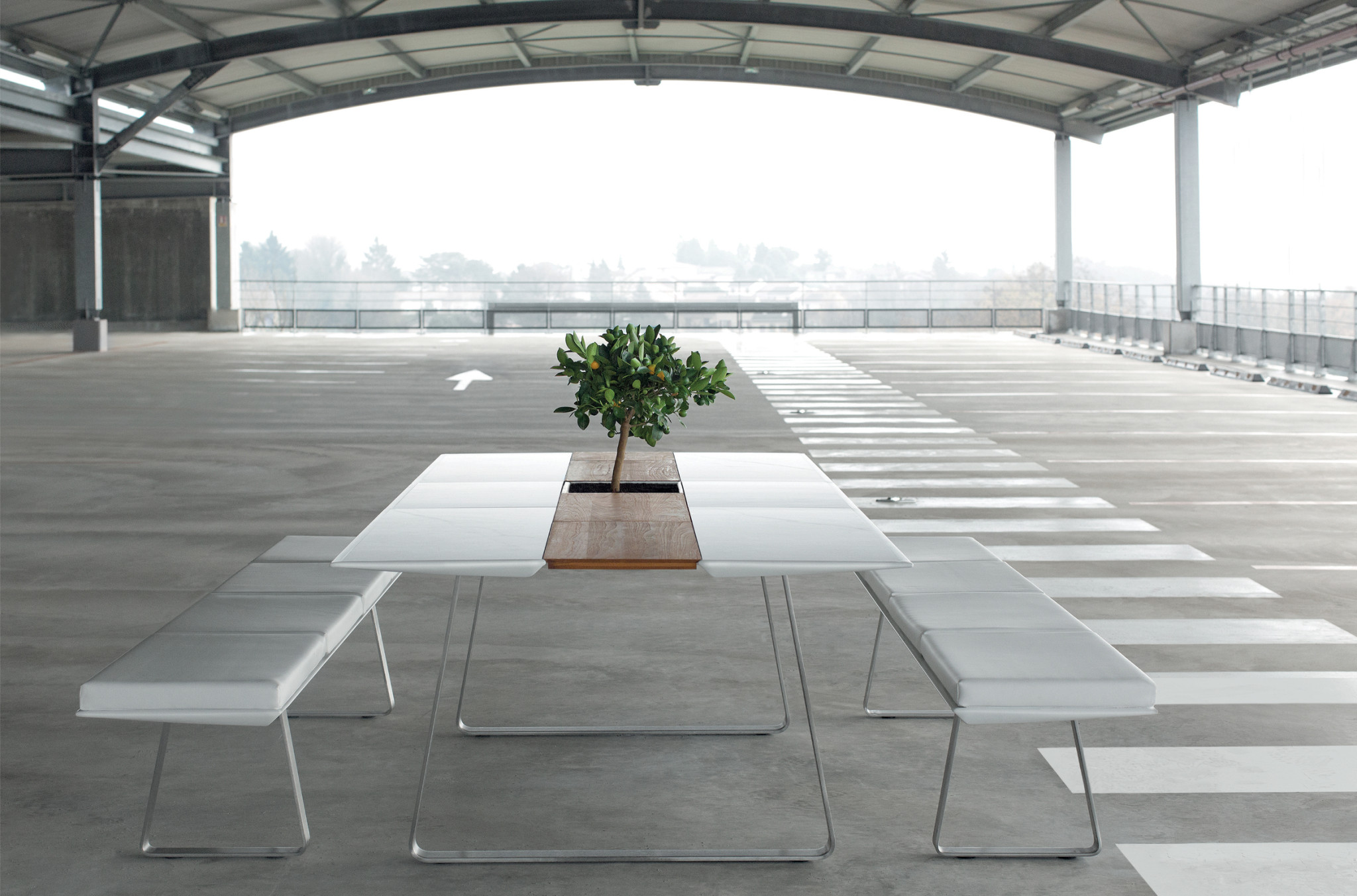Extrados Table Outdoor-Ego