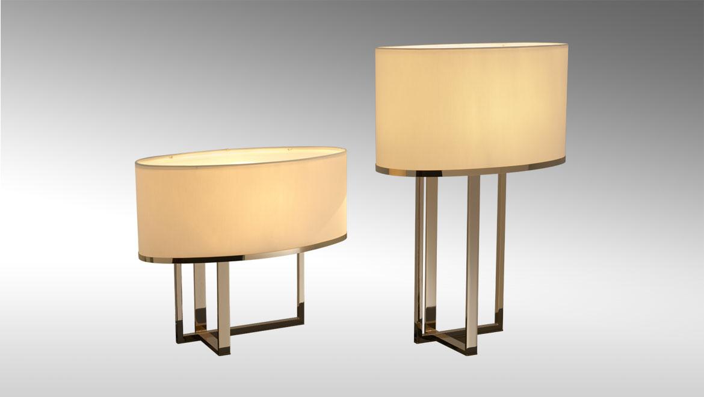 Infinity Table Lamp-Fen