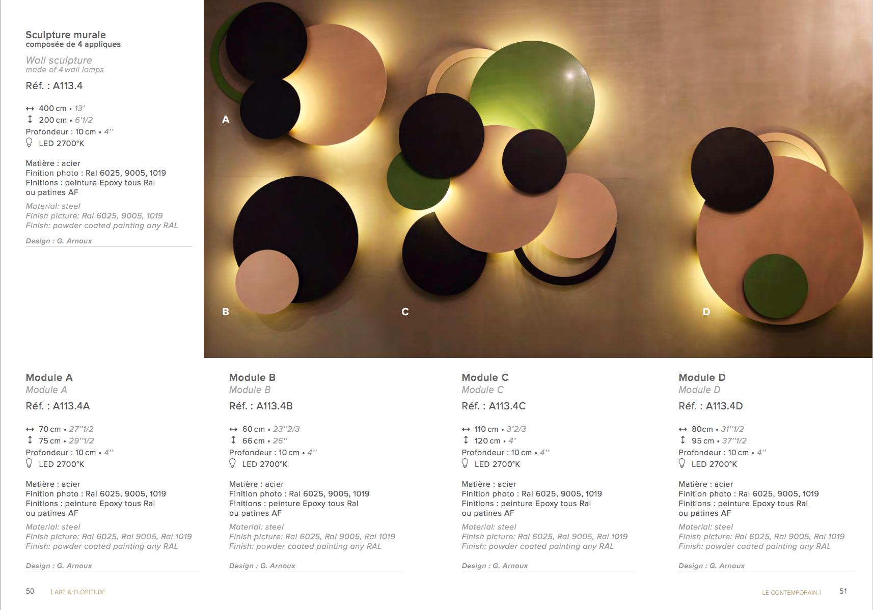 Muraie Wall Lamp-Artet