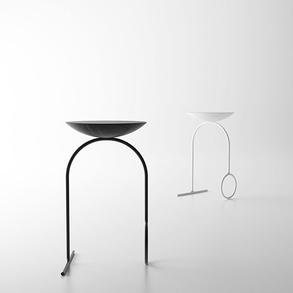 Giro Side Table-Vicc