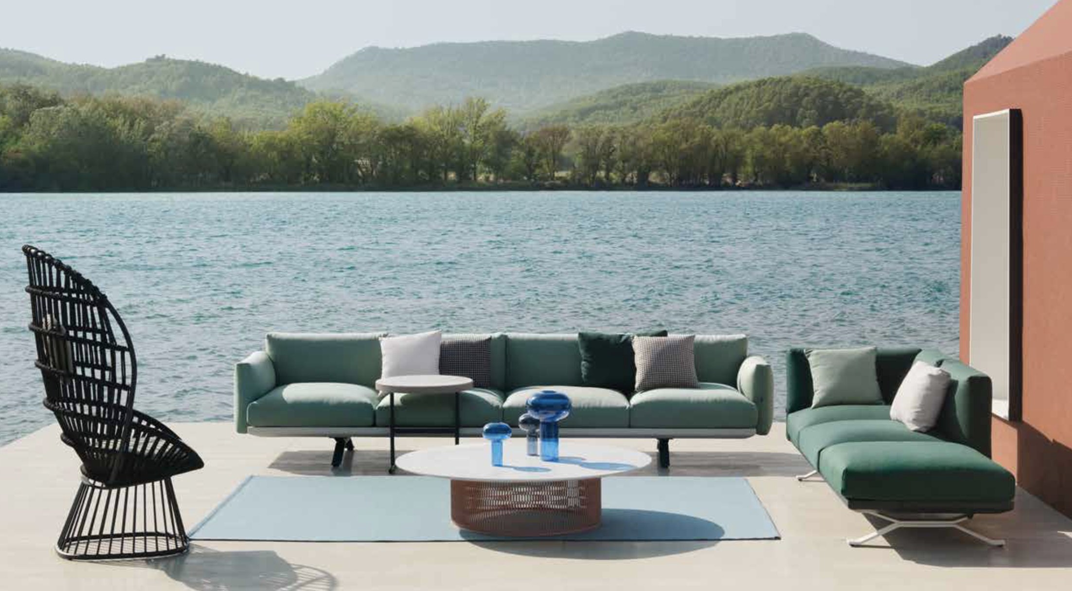 Boma Sofa outdoor-Kett