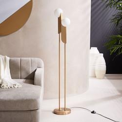 Bower LED FLoor Lamp-West
