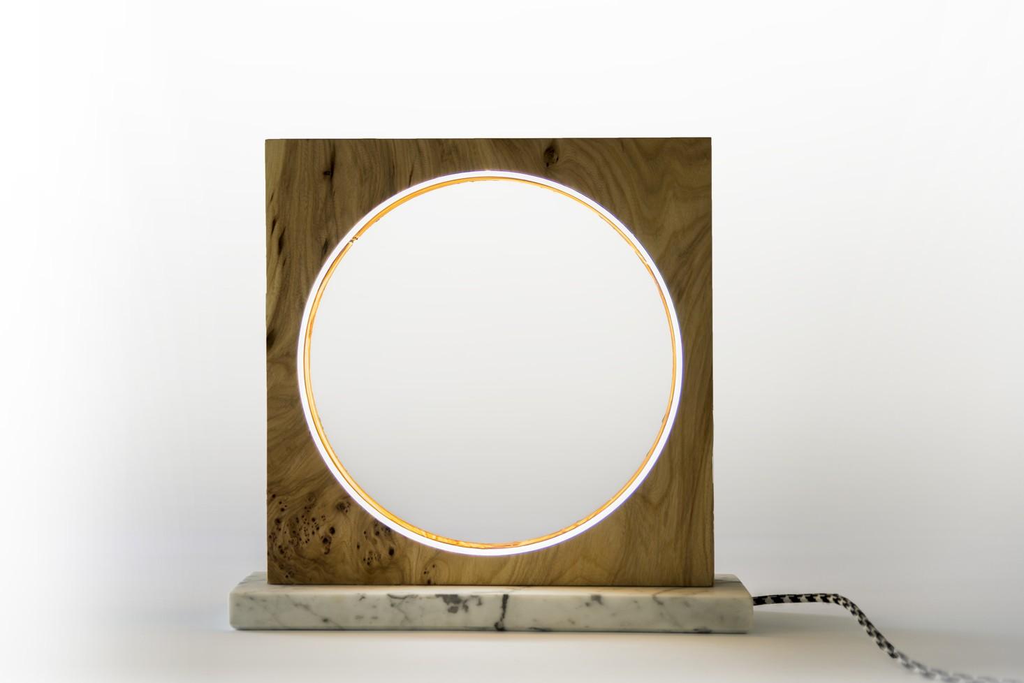 Eclipse Table Lamp-Unama