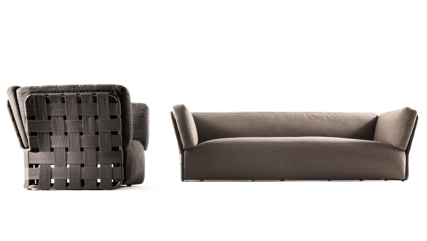 Obi Sofa outdoor-Vara