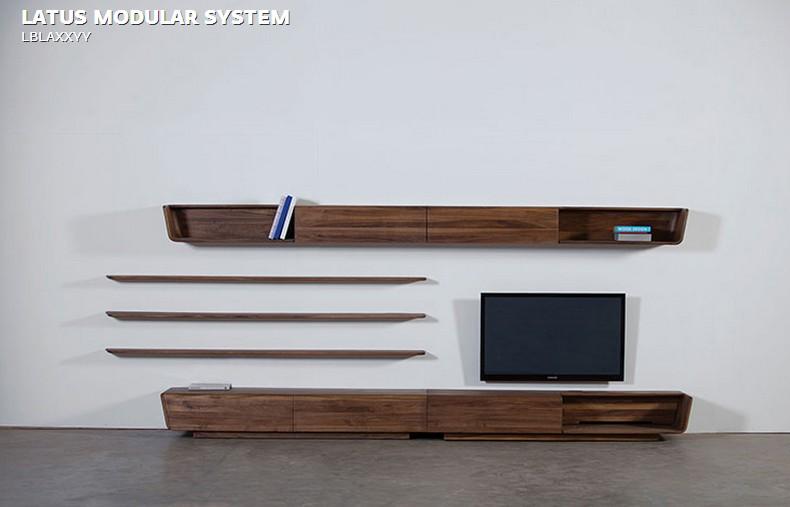 Latus system cabinet