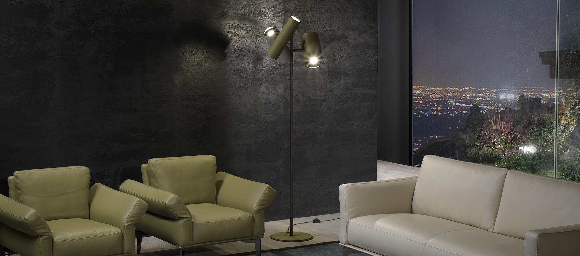 Aida Floor Lamp-Cie