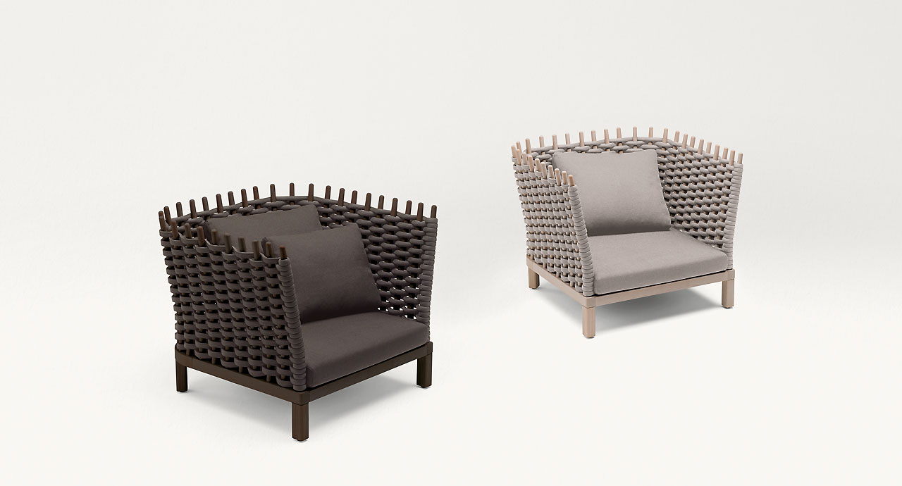 Wabi Armchair outdoor-PL