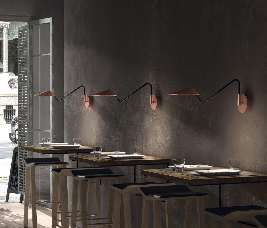 Non Wall Lamp-Bov
