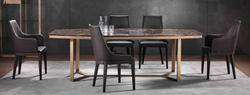 Xela Dining Table-GM