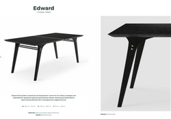 Edward Table-Wood