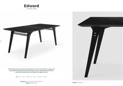 Edward Table-Wood