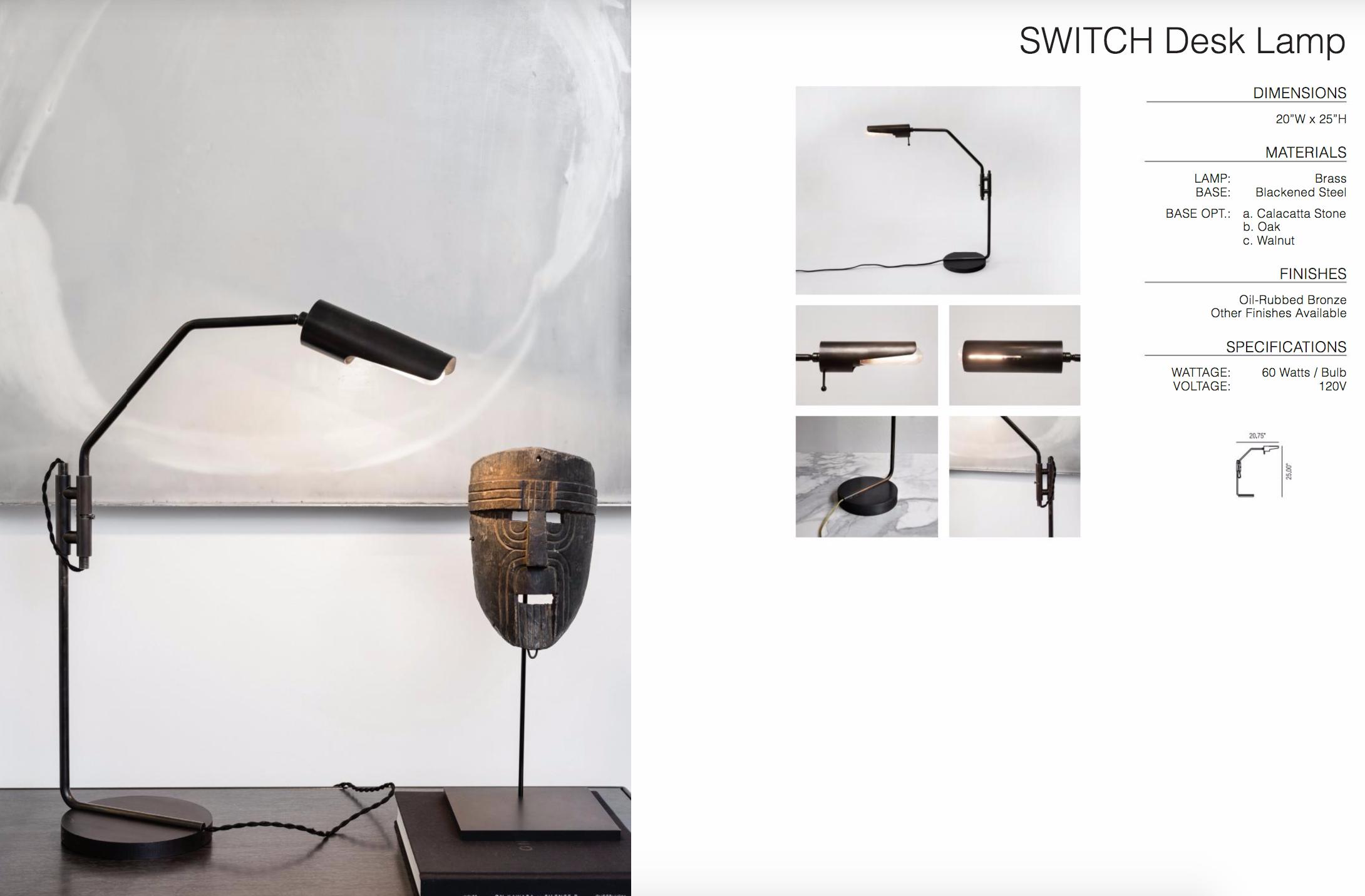 Switch Desk Lamp-Lumi