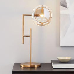 J. Harris Home Table Lamp-West