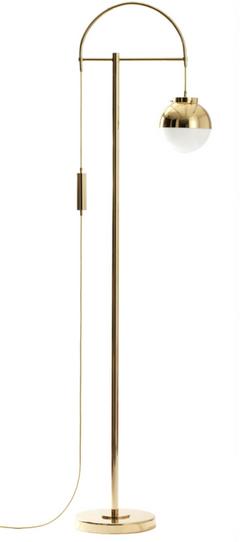 Erif Floor Lamp-Wok