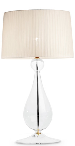 Paolina Table Lamp-Can