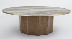 Normandie Round Coffee Table-DH