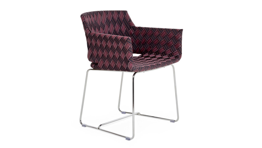 Kente Chair outdoor-Vara