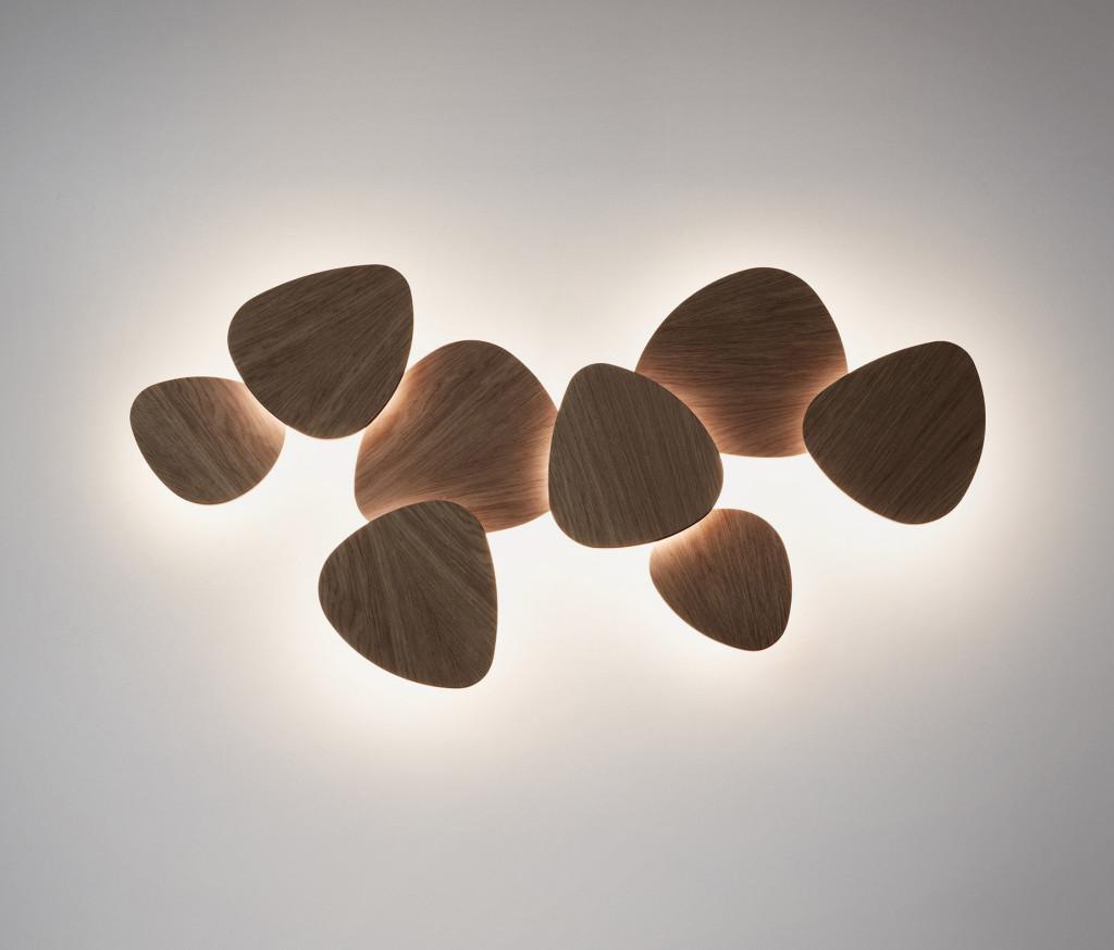 Tria Wall LAmp-Bov