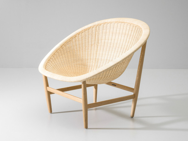 Basket Armchair-Ket outdoor