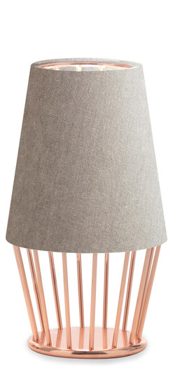 Sofia Table Lamp-Can