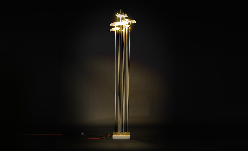 Anodine Floor Lamp-PC