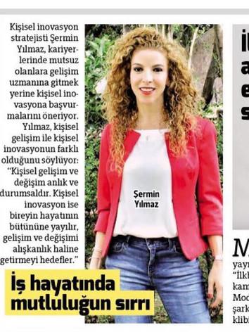Hurriyet Newspaper Kelebek